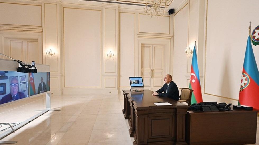 """رئيس أذربيجان يعلق على ما تضمنته """"وثائق بادورا""""  ويكشف انه لم يقرأ ما ورد فيها"""