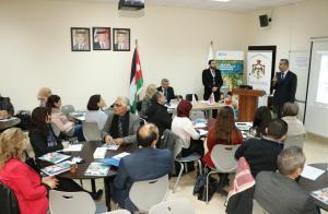 """ورشة عمل في """"عمان العربية"""" حول تخطيط وتقييم خدمات البحث العلمي لوحدات اعتماد الجودة في الجامعات الأردنية"""