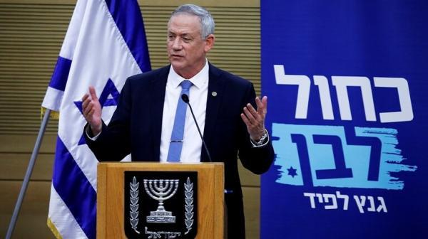 بعد نتنياهو  ..  غانتس يتعهد بضم غور الأردن للاحتلال
