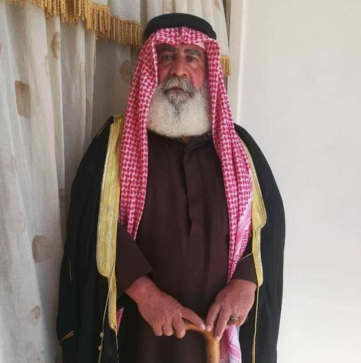 الشيخ حسن برهم ابو محمد في ذمة الله