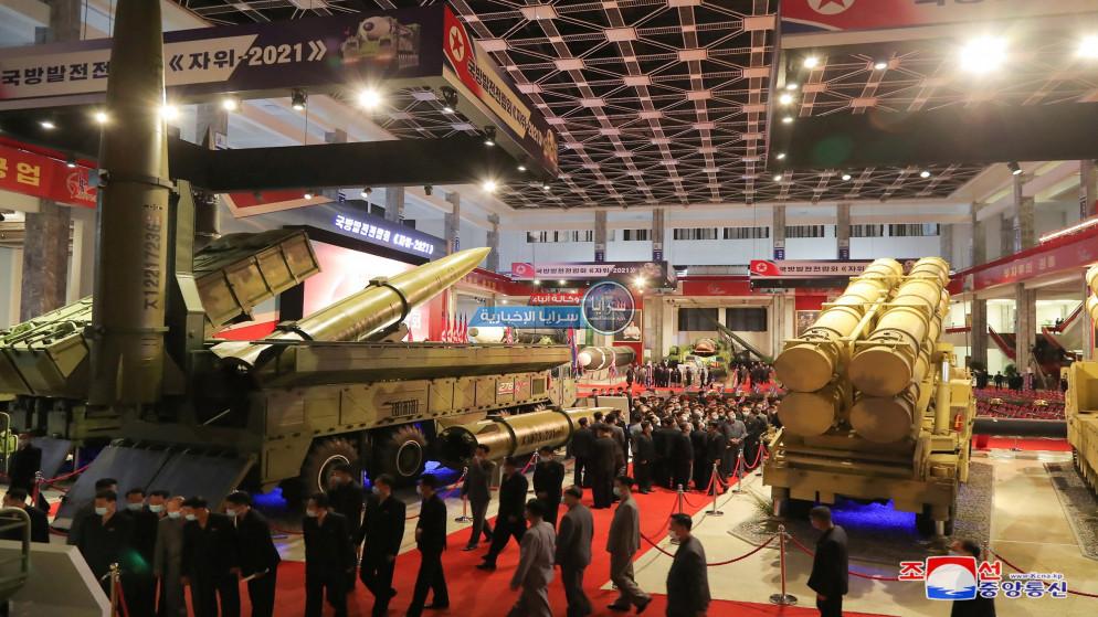 جيش كوريا الجنوبية يعلن عن إطلاق الشمالية مقذوقا غير محدّد