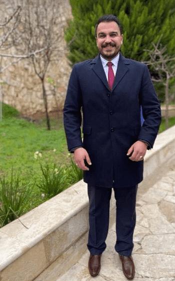 محمود الحناقطة  ..  مبارك الزواج