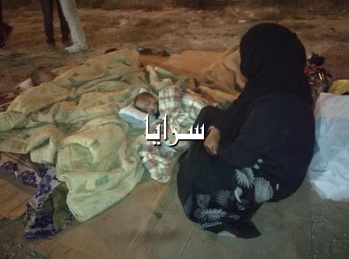 بعد نشر سرايا ..  التنمية الاجتماعية وحماية الاسرة تعثر  على سيدة واطفالها في عمان   ..  فيديو
