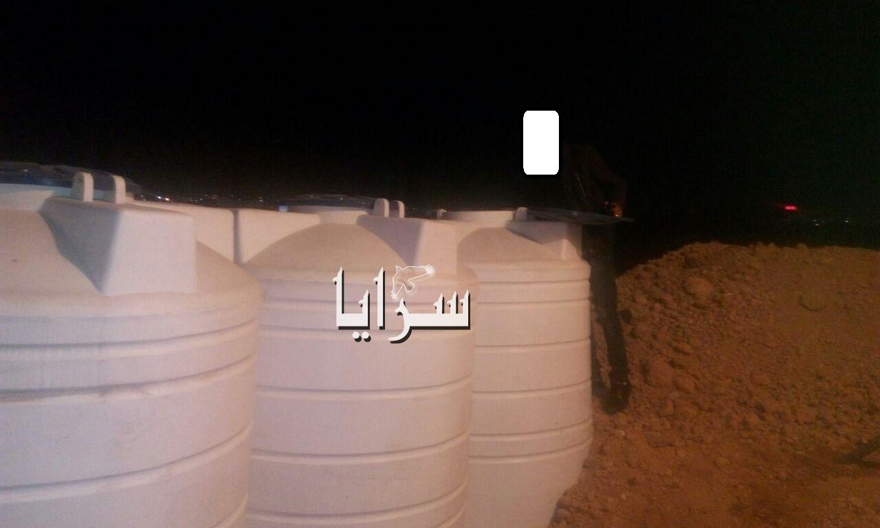 اغلاق واحد من اشهر محال الحلويات في مدينة اربد  .. صور