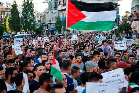 مظاهرات ومواجهات في الضفة الغربية دعما لغزة وتنديدا بقصف الاحتلال