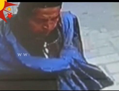 فيديو جديد يكشف بوضوح وجه منفذ تفجير كنيسة مار مرقس بالإسكندرية