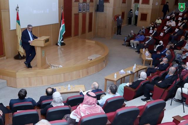 """""""الأردنية"""" تؤبّن الراحل عبد القادر عابد مستذكرة مسيرته المضيئة"""