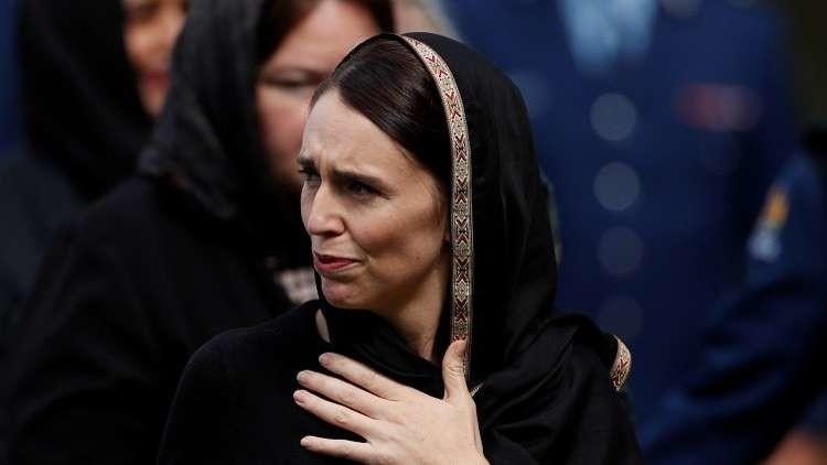 رئيسة وزراء نيوزيلندا تجني ثمار موقفها تجاه مذبحة المسجدين  .. تفاصيل