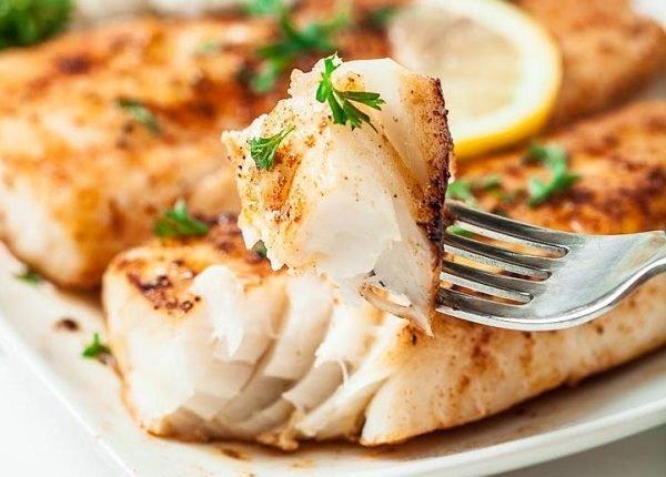 فيليه السمك ..  طريقة طهو جديدة