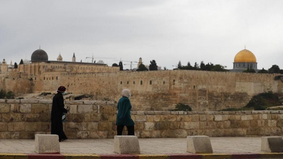 فتح المسجد الأقصى امام المصلين الأحد المقبل