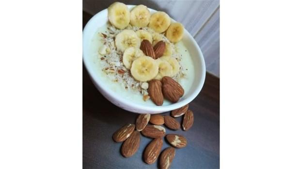 وصفة لذيذة في رمضان ..  طريقة مهلبية الموز