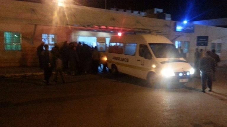 جرش: سقوط فتاة 18 عام من اعلى منزل ذويها في منطقه الحداده
