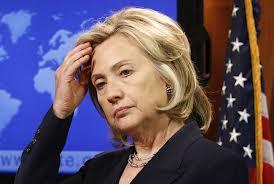 هيلاري كلينتون تنفجر غضباً أثناء استجوابها