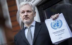 17 اتهاما جديدا لمؤسس ويكيليكس