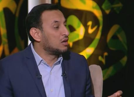 """بالفيديو .. رمضان عبدالمعز: """"إيه المانع إن الغني يعمل عمرة كل سنة"""""""