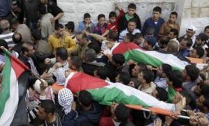 شهيدان وإصابة بانفجار منزل وسط غزة