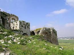 """بالصور .. قلعة """"الصبيبة""""اسطورة فلسطينية تاريخية"""