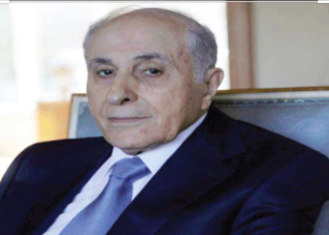 رجل الاعمال عبد القادر القاضي في ذمة الله