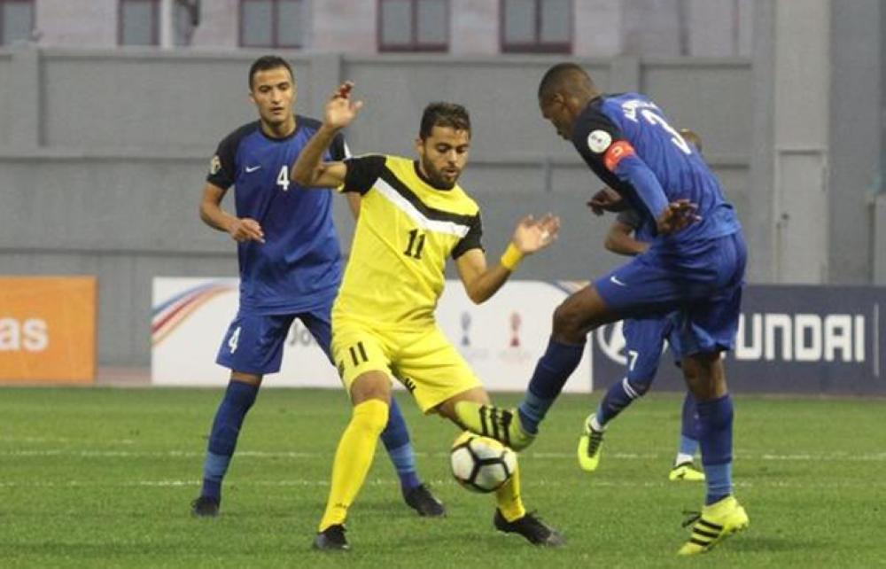 الحسين اربد يلتقي الرمثا في مباراة ديربي الشمال غدا