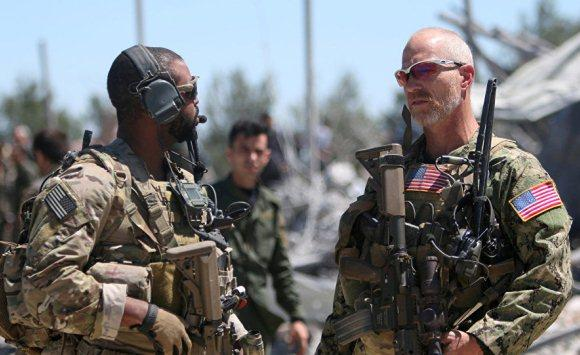 البنتاغون يعلن بقاء القوات الأميركية بسوريا
