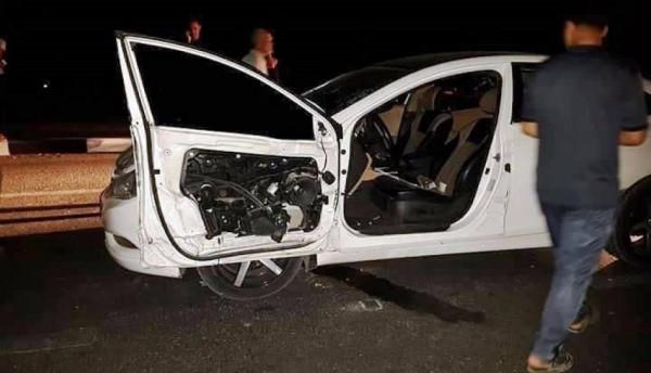 اصابة ب 3 حوادث سير في غزة
