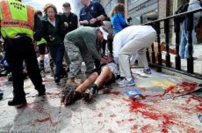 خطأ املائي تسبب بتفجيرات بوسطن