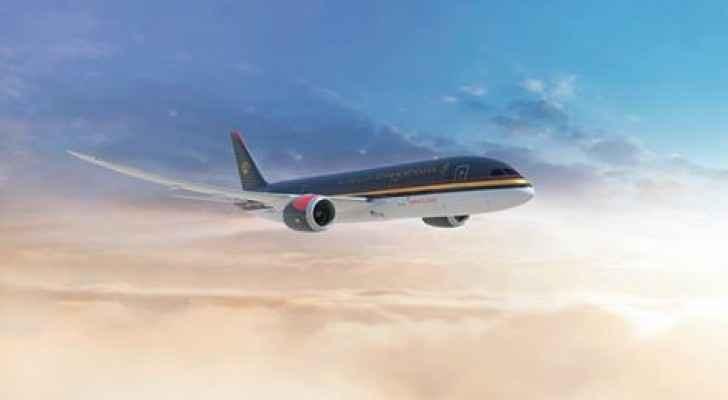 """الملكية تصدر تعميما هاما للمسافرين على متنها إلى أمريكا """"تفاصيل"""""""