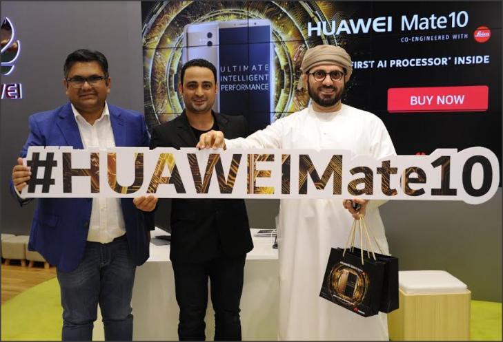 HUAWEI تحتفي بالمباراة النهائية لبطولة كأس القارات لكرة القدم الشاطئية 2017