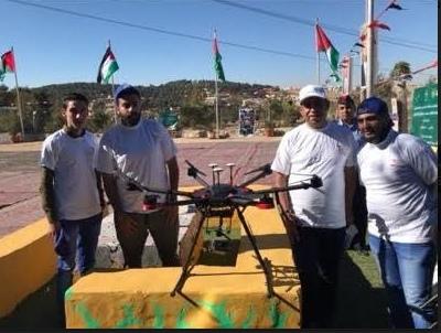 طلبة الكيمياء في جامعة البترا ينظمون حملة توعية بيئية في منتزه غمدان