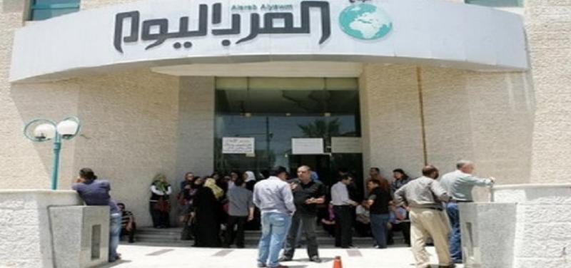 """المفصولون من """"العرب اليوم"""" يهددون بالرجوع الى الشارع"""