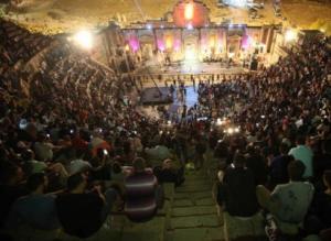 إدارة مهرجان جرش تنفي بيع تذاكر تفوق السعة بحفلة كاظم