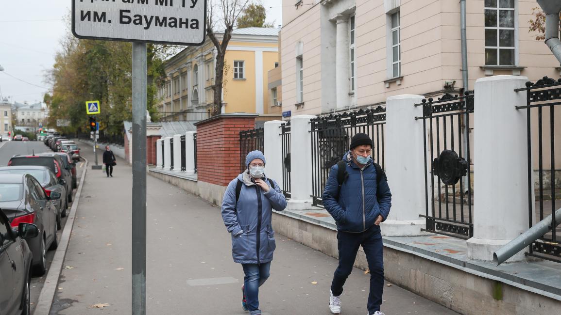 روسيا تسجل أعلى حصيلة يومية لوفيات كورونا منذ بدء الجائحة