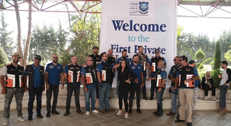 إطلاق مسابقة iInfluence بالتعاون مع جامعة عمان الاهلية ..  صور