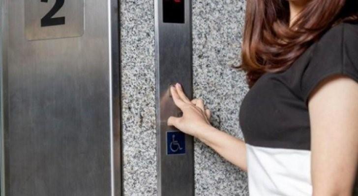 الحبس والإبعاد لعامل تحرّش بفتاة في المصعد في دبي