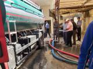 المياه والري : ضبط اعتداءات على المياه بالكرك بهدف البيع