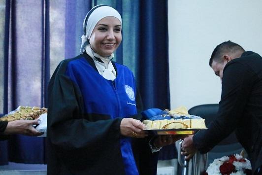 الماجستير للقاضي هبة أبو جماعة