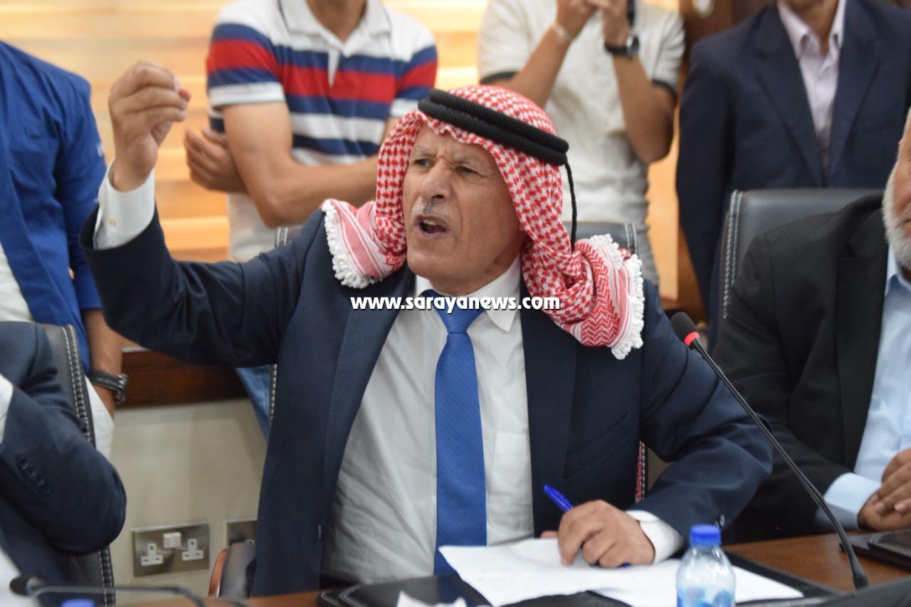 بالفيديو  .. النائب العرموطي يطالب بتنفيذ العفو العام من تاريخ نشره بالجريدة الرسمية