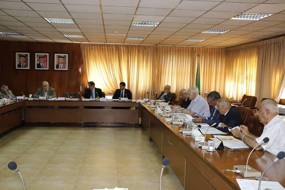 مجمع اللغة العربية الأردني يعقد جلسة تأبينية للمرحوم الأستاذ الدكتور إسماعيل عمايرة