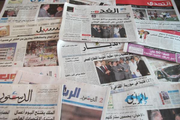 """""""نقابة الصحفيين"""" تطالب الصحف اليومية بدفع المستحقات المالية للعاملين لديها"""