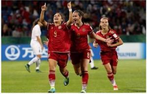 اسبانيا تحرز المركز الثالث في المونديال الاردني