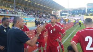 منتخب الأردن للشباب يخسر تجربته الودية أمام يوبو التركي