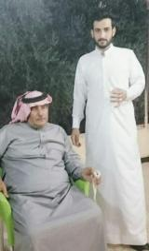 محمد  بني خالد مبارك الفوز بالانتخابات