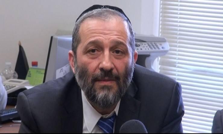 """استجواب وزير الداخلية """"الاسرائيلي"""" جلعاد أردن وزوجته للاشتباه بتورطهم في قضايا فساد"""