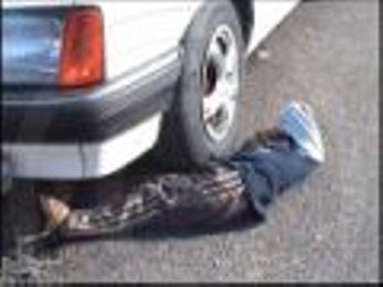 اربد :  وفاة طفل اثر تعرضة لحادث دهس في منطقة كتم