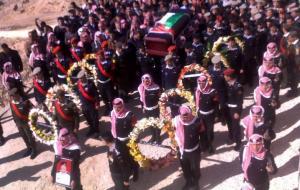 تشييع جثمان الشهيد سعيد الذيب ظهر اليوم في اربد