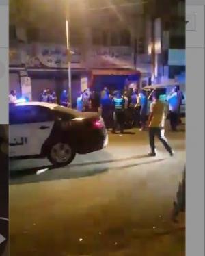 بالفيديو .. مشاجرة بين مجموعة شبان في الجبيهة تؤدي الى وقوع اصابات