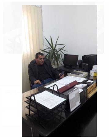 المهندس أمين أبو خروب مبارك التعين مديرآ لمديرية الصرف الجوفي في سلطة وادي الأردن