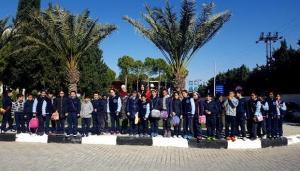 جولة في جامعة عمان الأهلية لطلبة مدارس الجامعة
