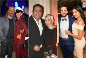 زوجات نجوم خطفن الأنظار بجمالهن في ظهورهن النادر: زوجة زيدان الأبرز