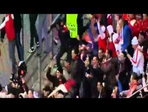 بالفيديو .. موناكو يفاجيء ليفركوزن ويشعل صراع التأهل